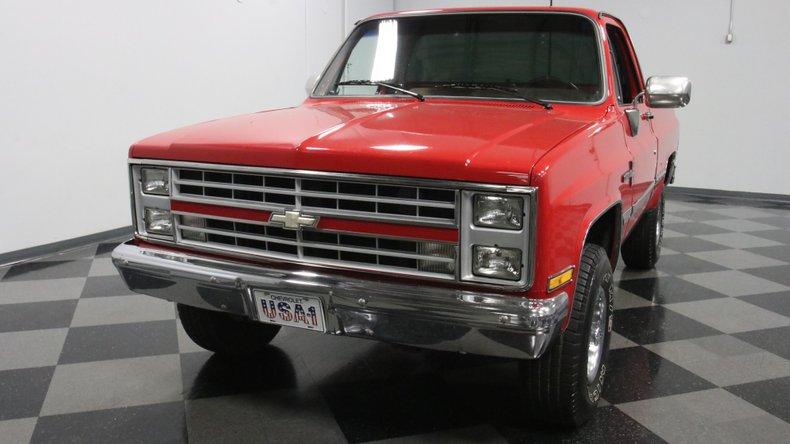 1987 Chevrolet K10 20