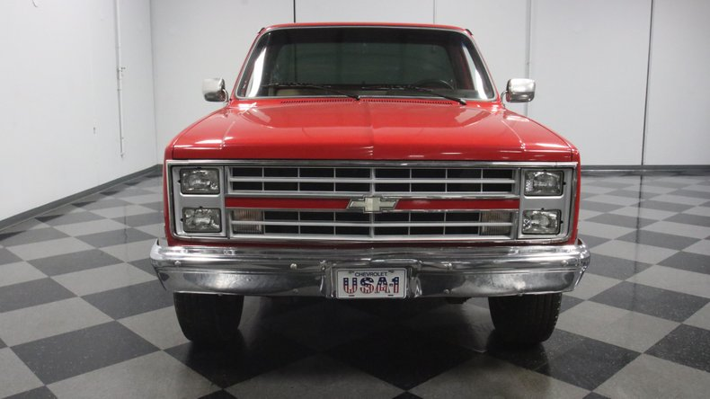 1987 Chevrolet K10 19