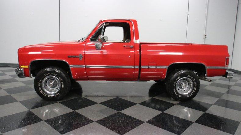 1987 Chevrolet K10 7