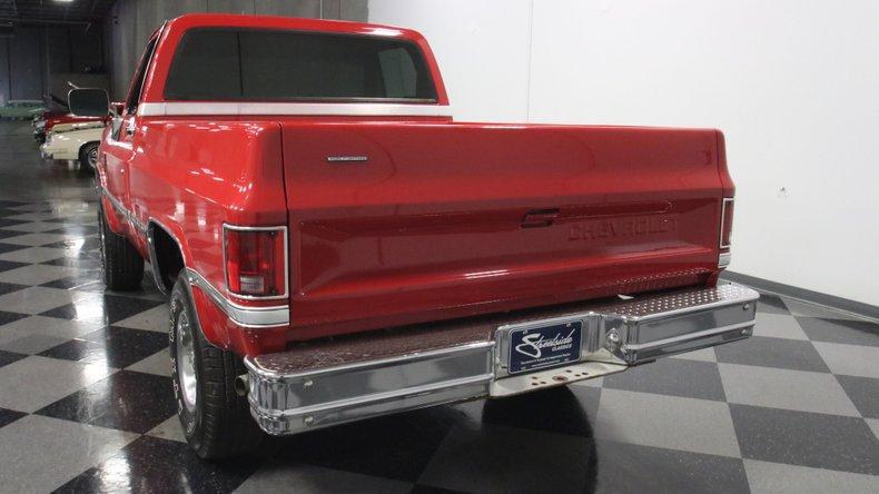 1987 Chevrolet K10 10
