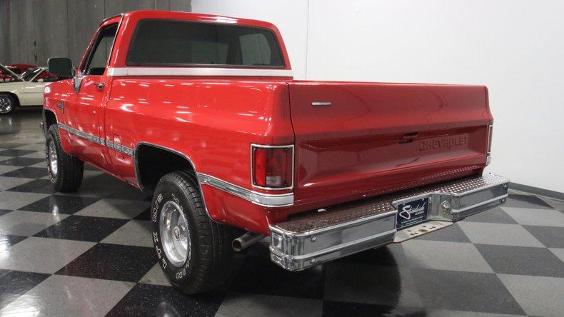1987 Chevrolet K10 9