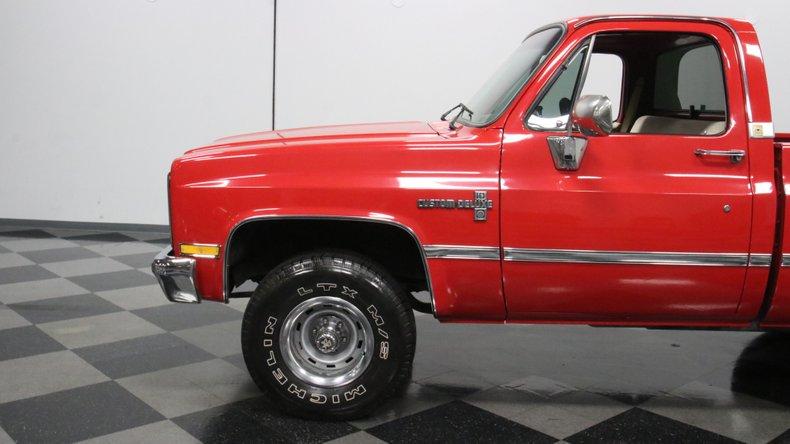 1987 Chevrolet K10 24