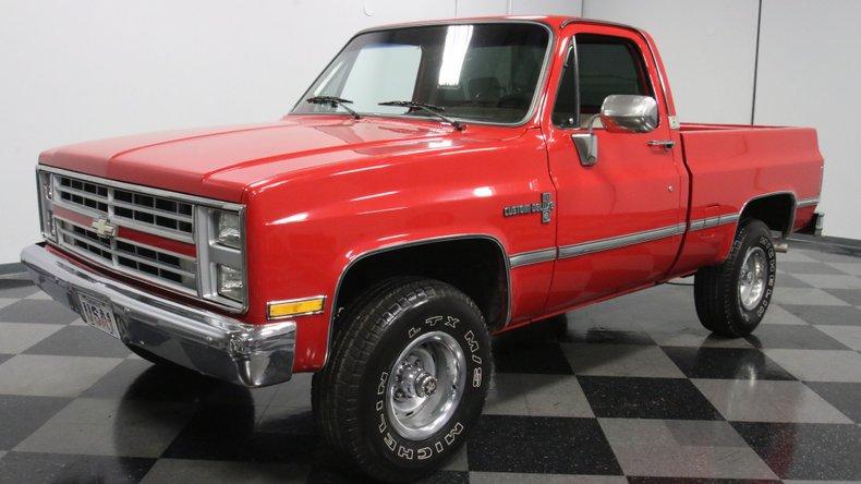 1987 Chevrolet K10 21