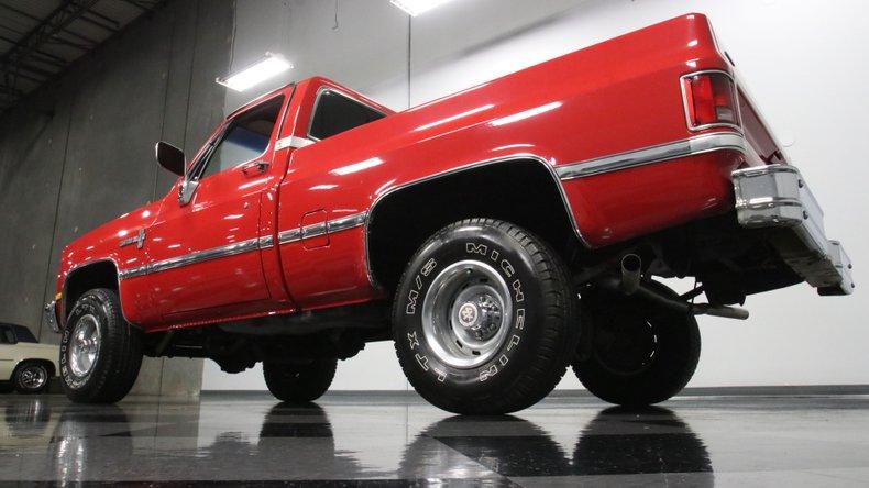1987 Chevrolet K10 26