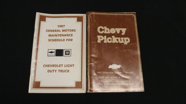 1987 Chevrolet K10 65