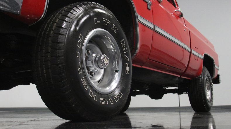 1987 Chevrolet K10 23