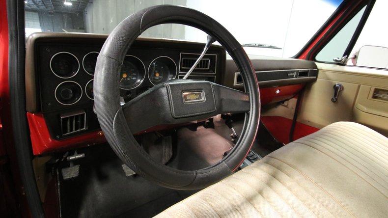1987 Chevrolet K10 43