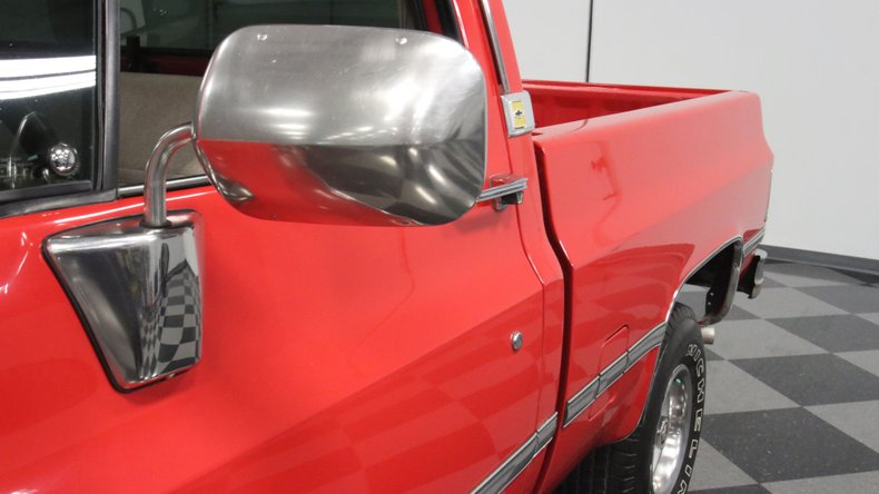 1987 Chevrolet K10 67