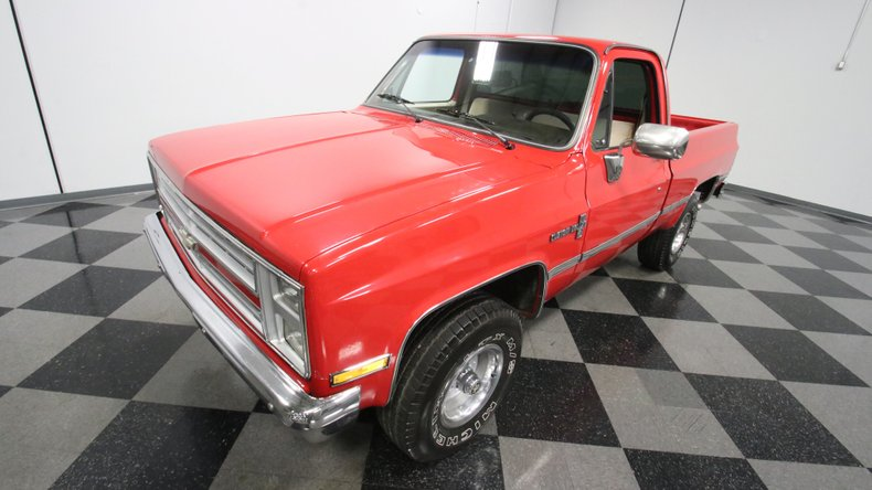 1987 Chevrolet K10 69