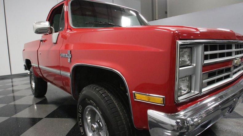 1987 Chevrolet K10 71