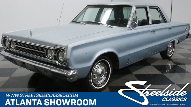 For Sale: 1967 Plymouth Belvedere