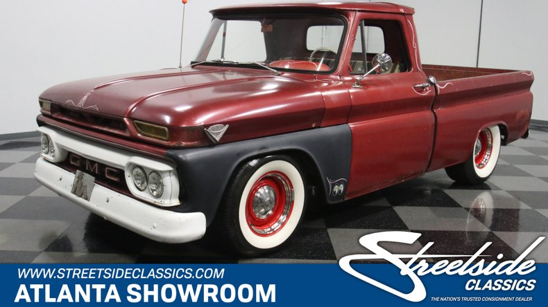 For Sale: 1966 GMC C10