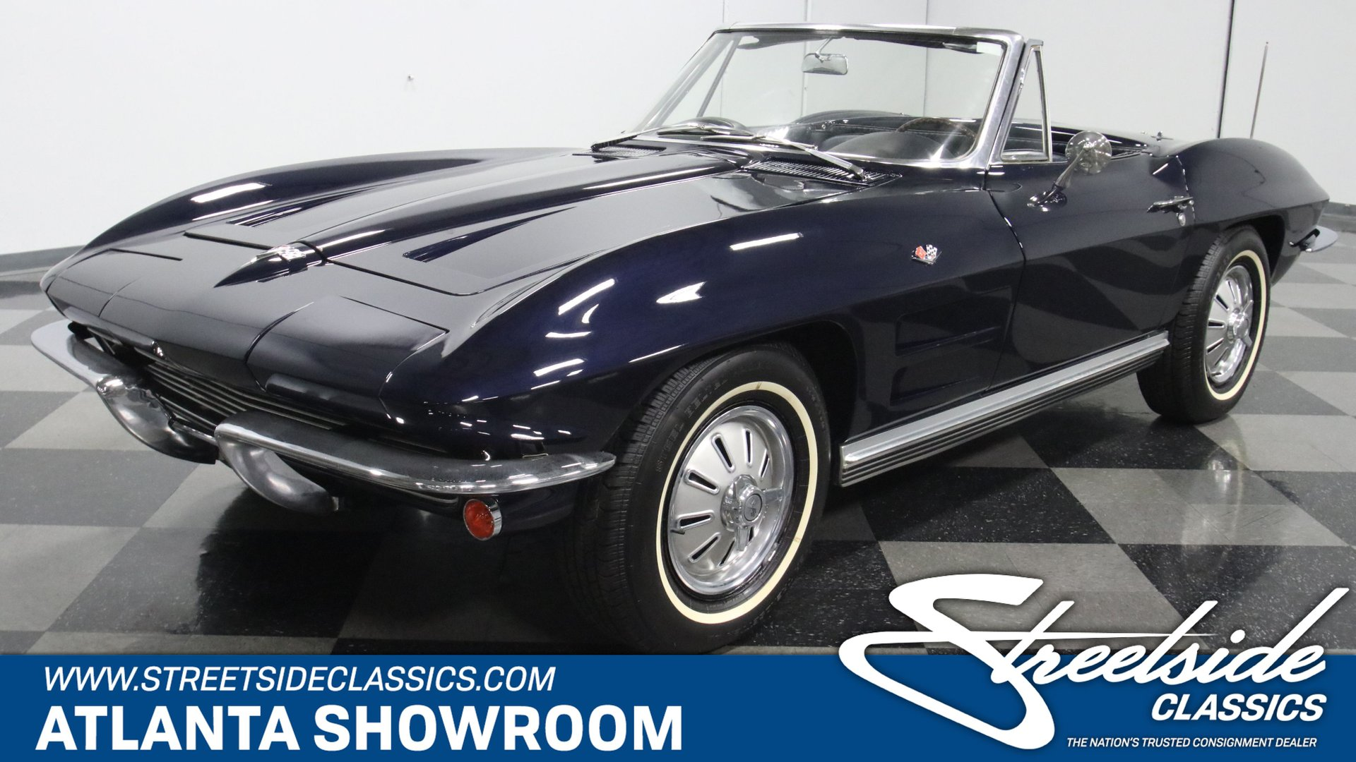 1964 chevrolet corvette l76 convertible
