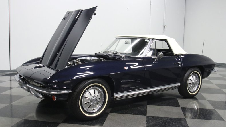 1964 Chevrolet Corvette 34