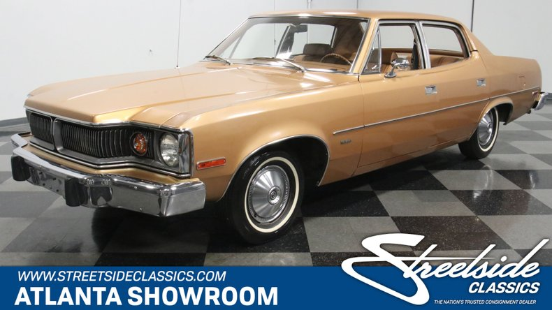For Sale: 1974 AMC Matador