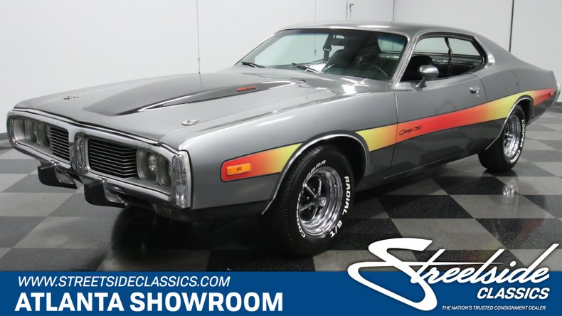 1974 Dodge Charger Classic Cars For Sale Streetside Classics The Nation S 1 Consignment Dealer