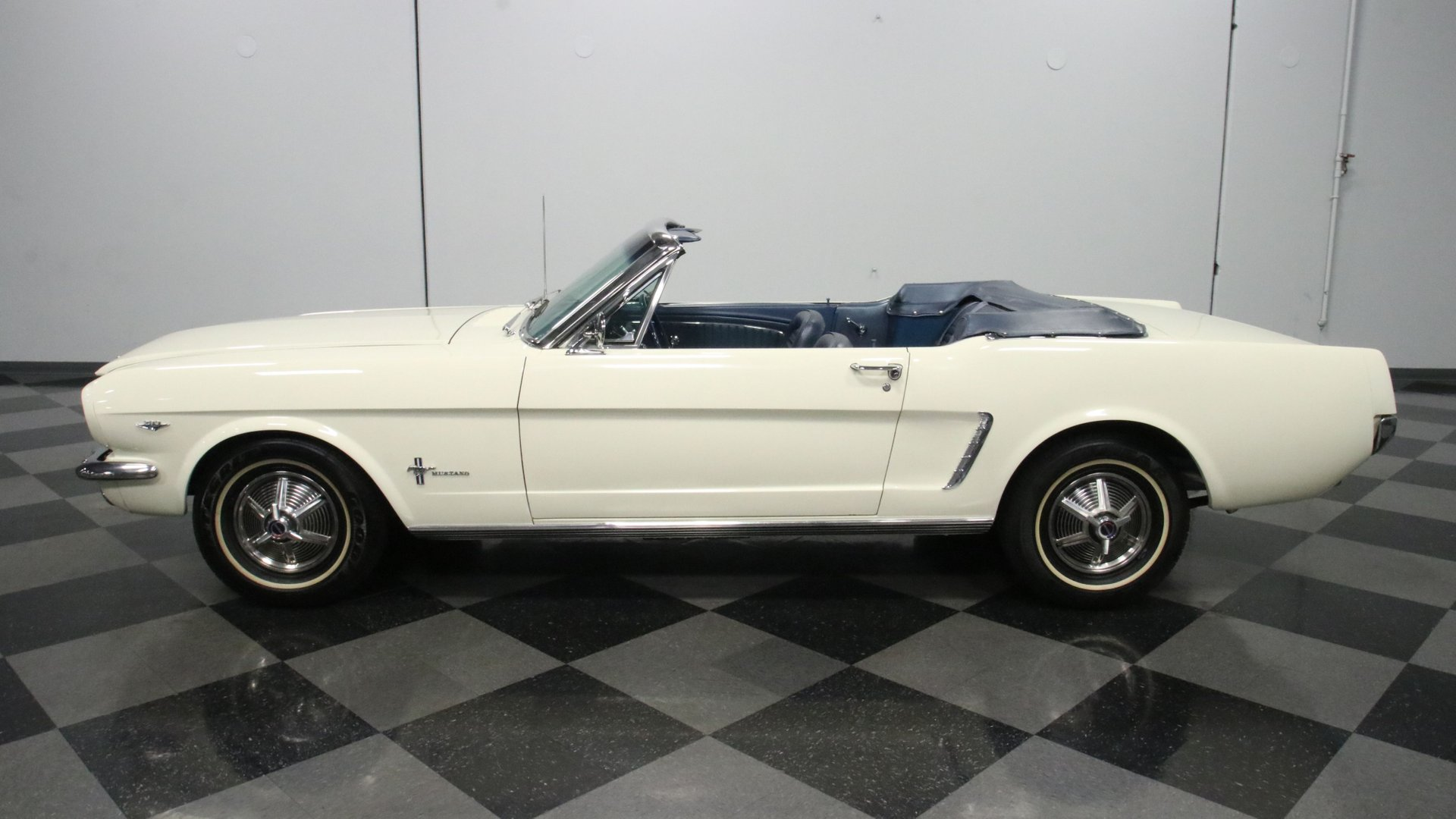 1964 1 2 ford mustang convertible