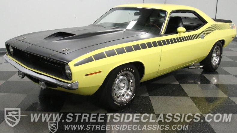 1970 Plymouth AAR Cuda 1