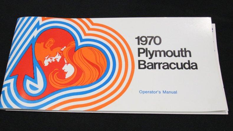 1970 Plymouth AAR Cuda 64