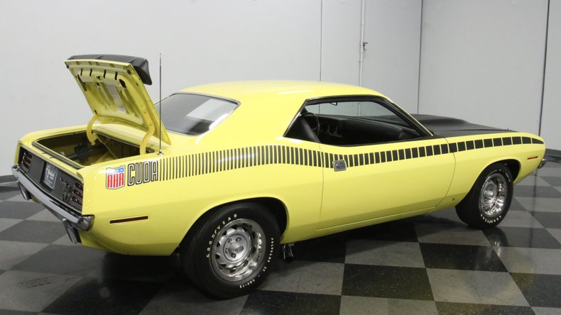 1970 Plymouth AAR Cuda 37