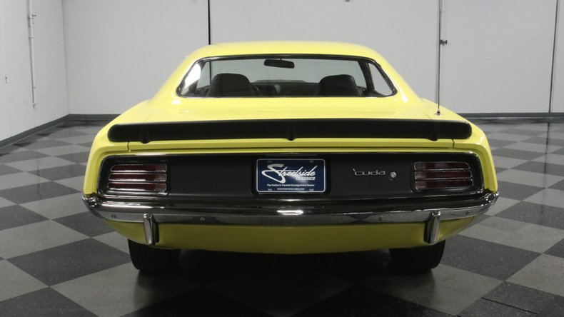 1970 Plymouth AAR Cuda 11