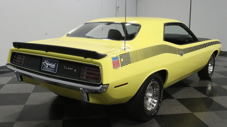 1970 Plymouth AAR Cuda 13