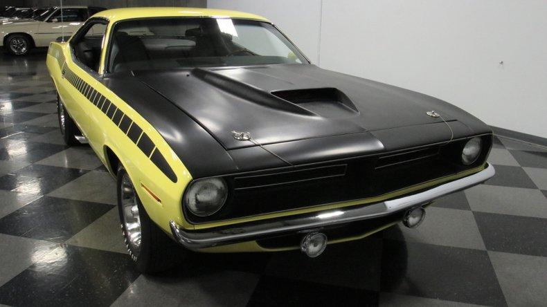 1970 Plymouth AAR Cuda 18