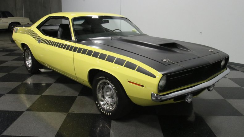 1970 Plymouth AAR Cuda 17