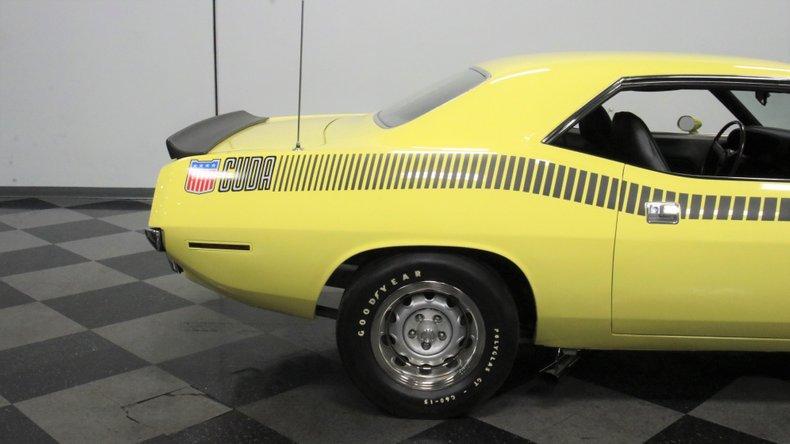 1970 Plymouth AAR Cuda 31