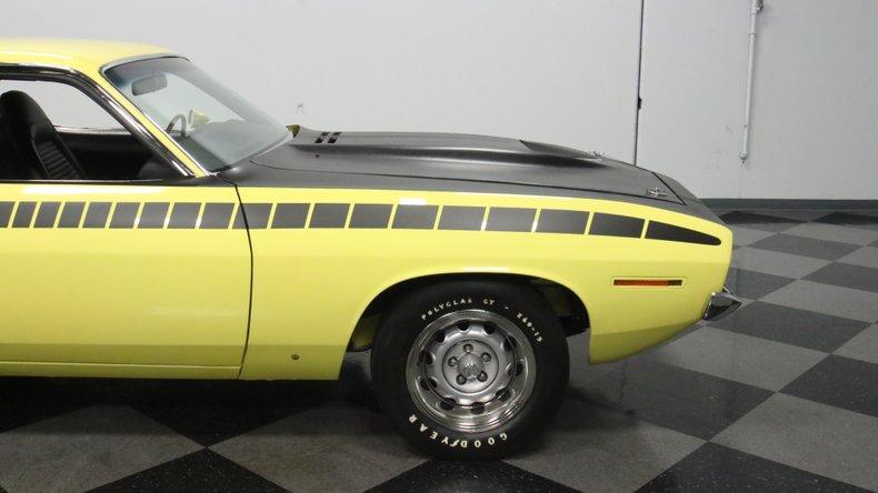 1970 Plymouth AAR Cuda 32