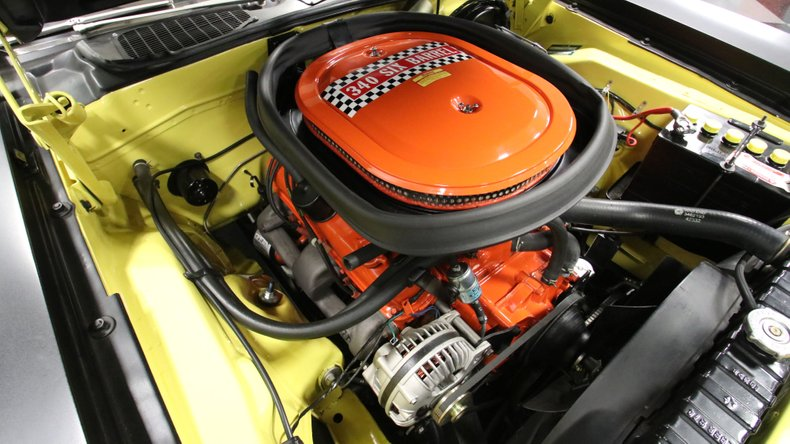 1970 Plymouth AAR Cuda 36