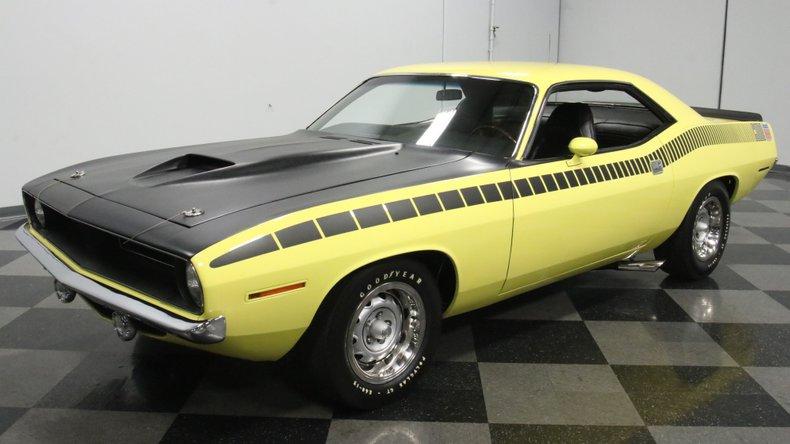 1970 Plymouth AAR Cuda 6