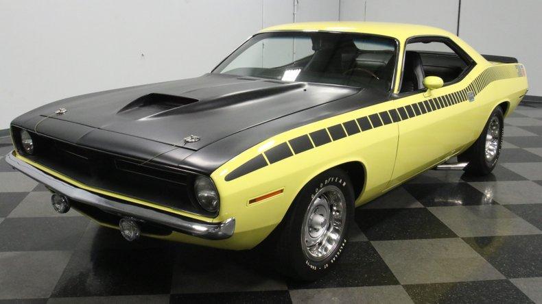1970 Plymouth AAR Cuda 5