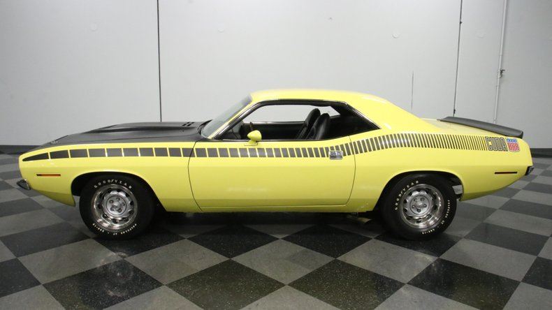1970 Plymouth AAR Cuda 7