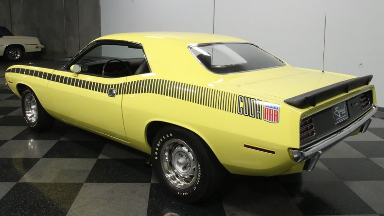 1970 Plymouth AAR Cuda 8