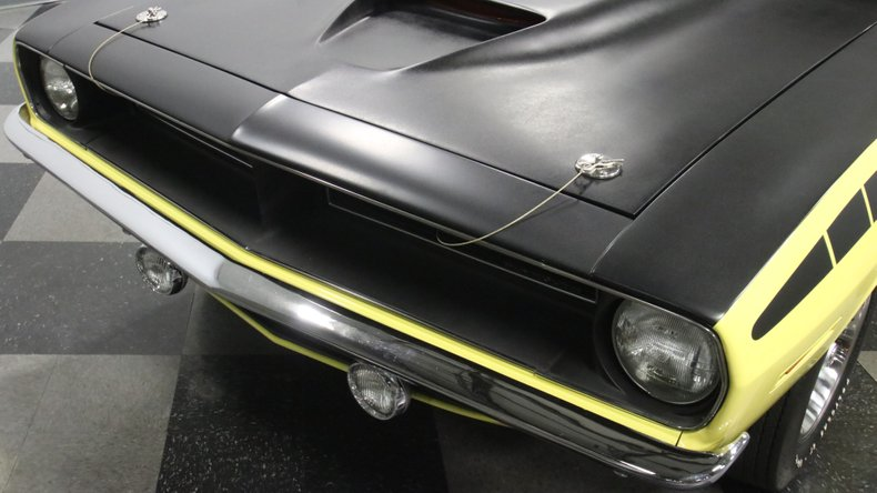 1970 Plymouth AAR Cuda 22