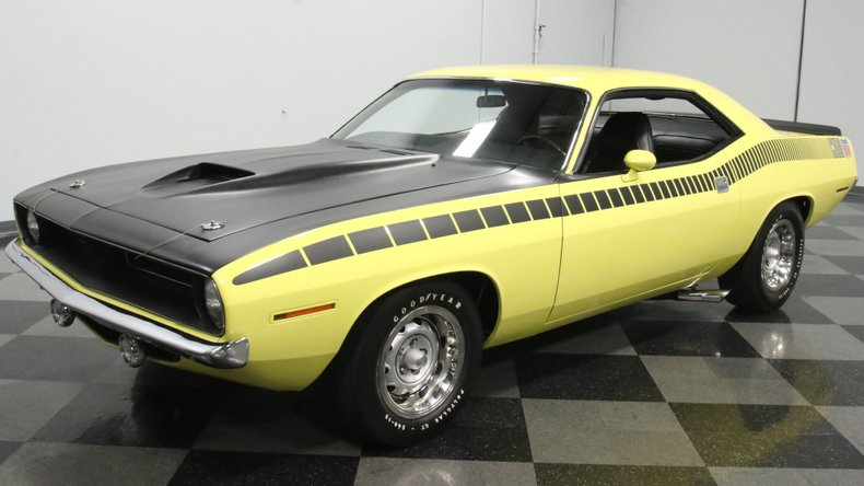 1970 Plymouth AAR Cuda 21