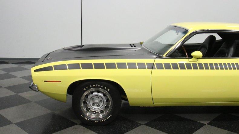 1970 Plymouth AAR Cuda 24