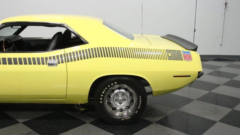 1970 Plymouth AAR Cuda 25
