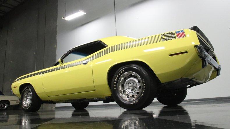 1970 Plymouth AAR Cuda 26