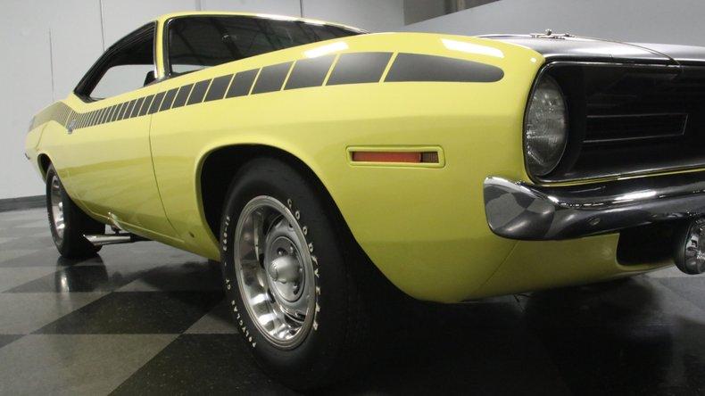 1970 Plymouth AAR Cuda 70