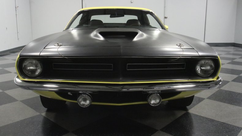 1970 Plymouth AAR Cuda 69
