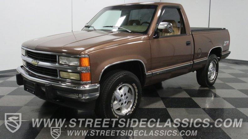 For Sale: 1994 Chevrolet Silverado