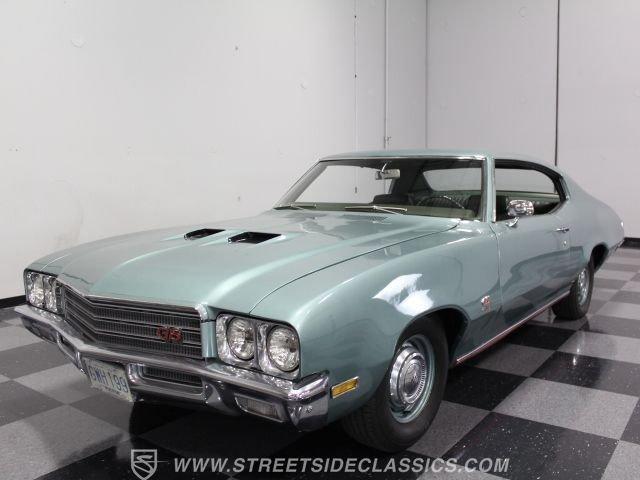 For Sale: 1971 Buick Skylark