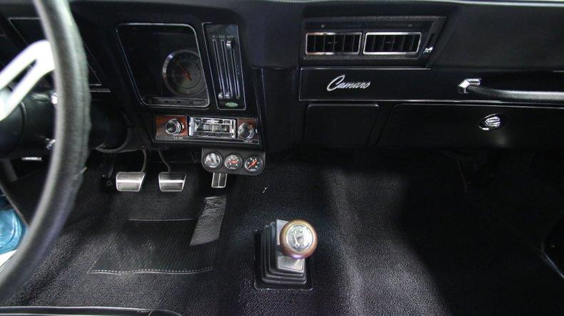 1969 Chevrolet Camaro 47