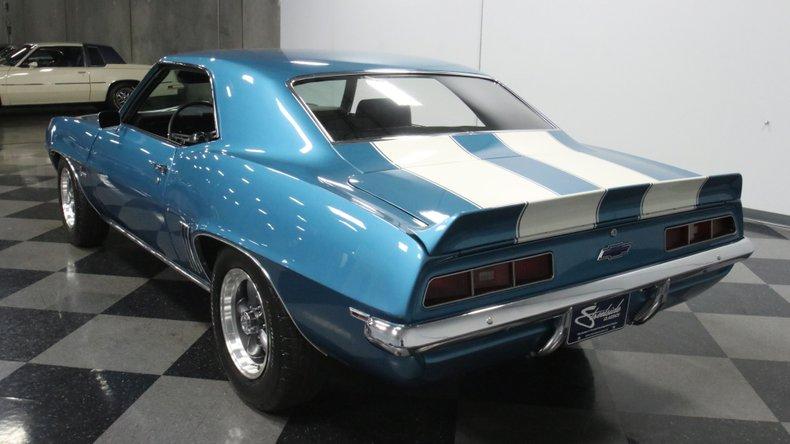 1969 Chevrolet Camaro 8
