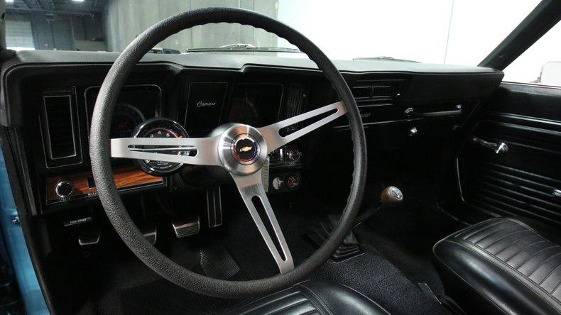1969 Chevrolet Camaro 41