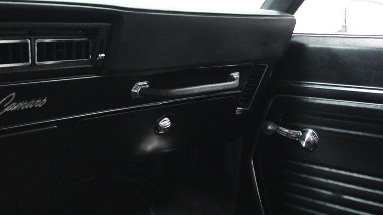 1969 Chevrolet Camaro 44