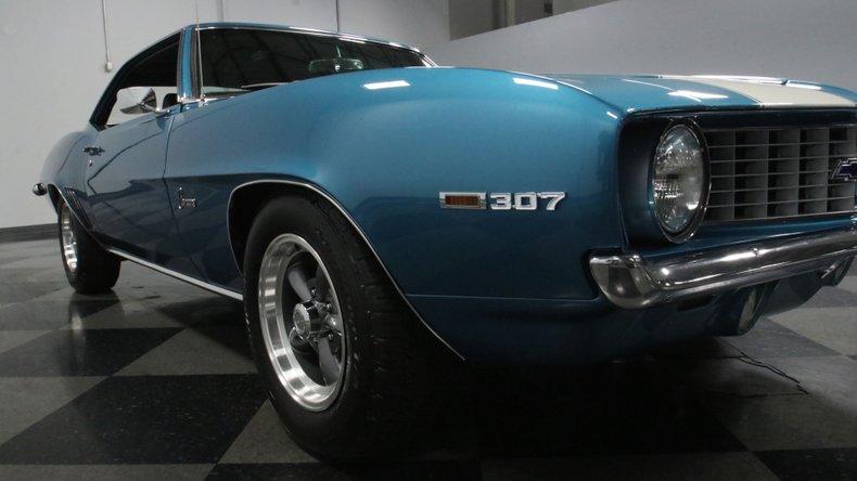 1969 Chevrolet Camaro 66