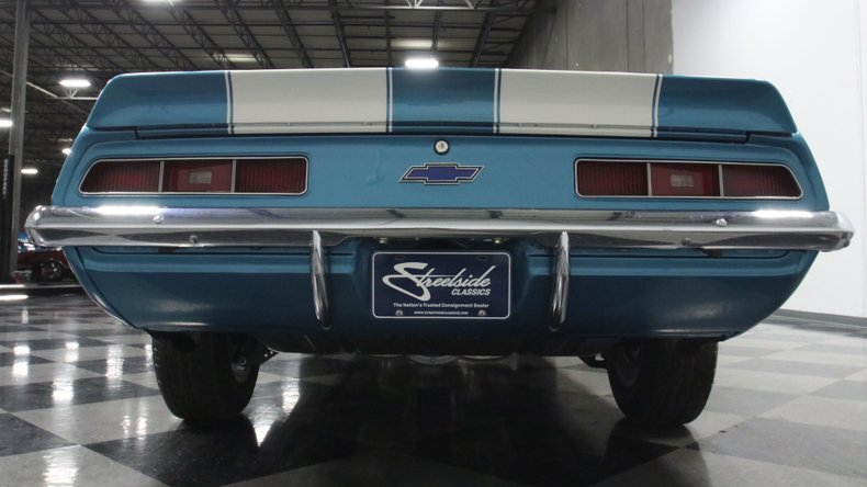 1969 Chevrolet Camaro 68